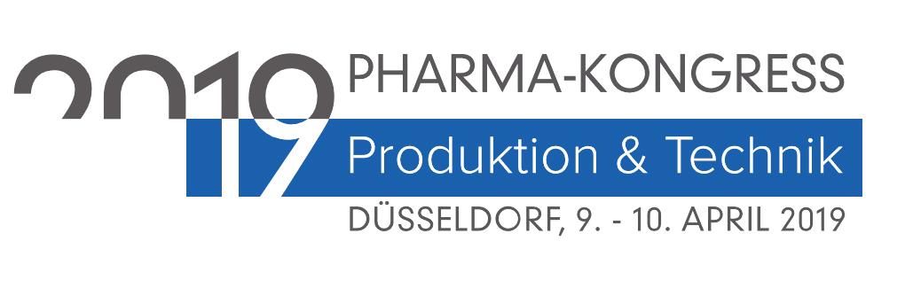 Comecer auf dem Pharma Kongress 2019 in Düsseldorf.