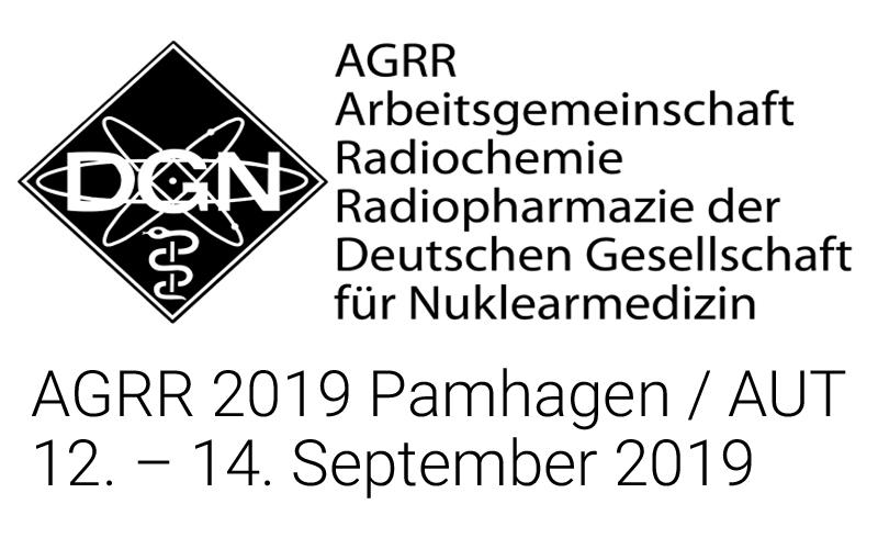 Winkgen Medical Systems auf der AGRR Jahrestagung.