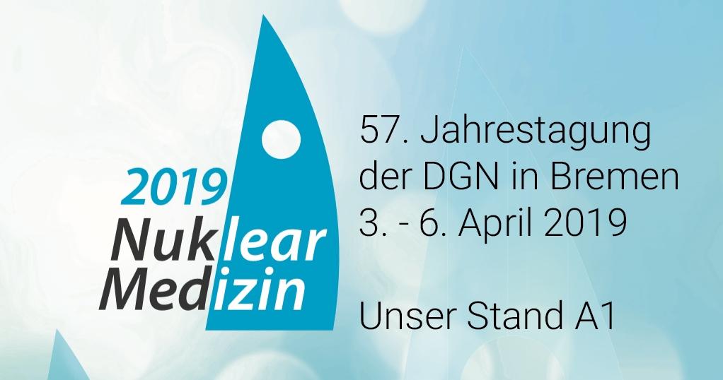 Wingken Medical Systems auf der Nukmed in Bremen 2019.