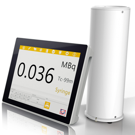 Aktivimeter VDC-606 Touch Screen Dose Calibrator