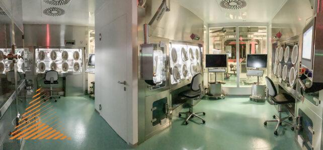 WMS - WINKGEN Medical SYSTEMS und COMECER auf der PharmaTechnica.